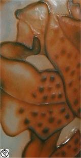 DAM09067-vase lys orange brun_3.jpg